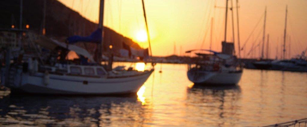 Sonnenuntergang Marciana Marina